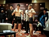 ruff superfight win Rodrigo Caporal